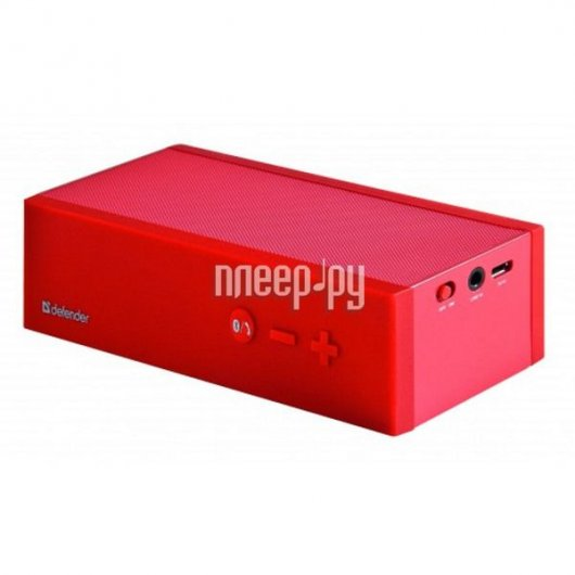 Колонка bluetooth Defender PartyBox S6 65576